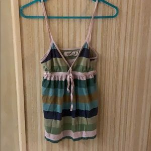 Hollister tank top. Very cute